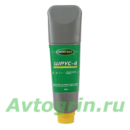Смазка ШРУС (360 гр) Oilright 6046