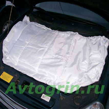 Автотепло №11 KIA Sportage до 2010, Land Rover Defender, Range Rover, Mitsubishi Out XL, L200, Galant